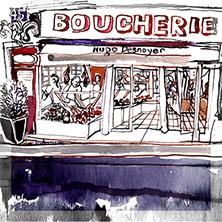 Boucherie Paris XIV