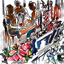 Boucherie & Table d'hôtes Paris XVI
